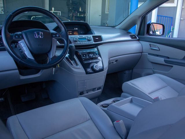 2012 Honda Odyssey EX-L Burbank, CA 9