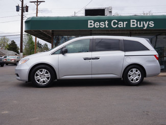 2012 Honda Odyssey LX Englewood, CO 1