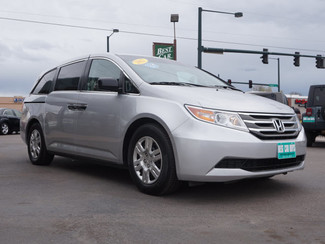 2012 Honda Odyssey LX Englewood, CO 6