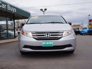 2012 Honda Odyssey LX Englewood, CO 7