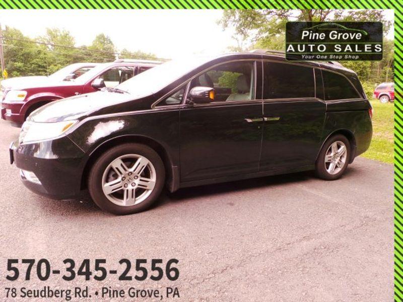 2012 Honda Odyssey Touring | Pine Grove, PA | Pine Grove Auto Sales in Pine Grove, PA