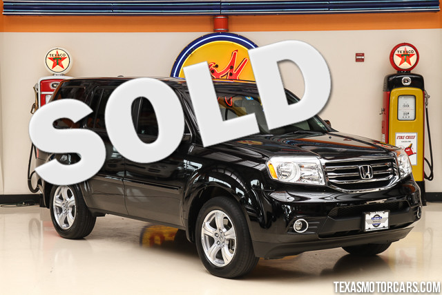 2012 Honda Pilot EX-L This Carfax 1-Owner 2012 Honda Pilot EX-L is in excellent shape with only 43