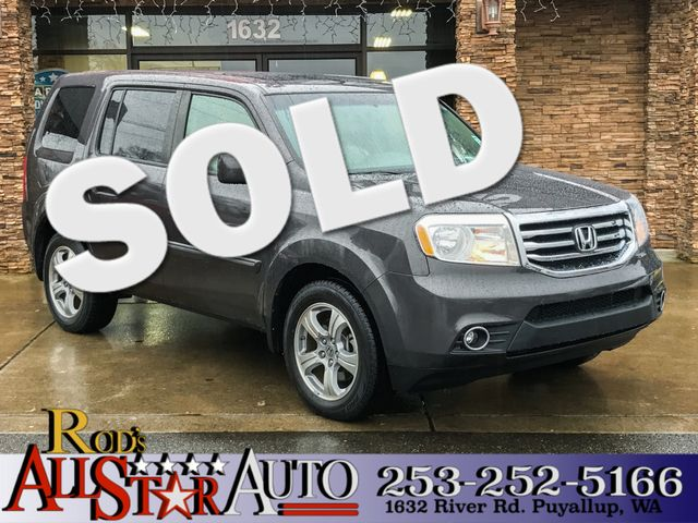 2012 Honda Pilot EX-L AWD This vehicle is a CarFax certified one-owner used car Pre-owned vehicle