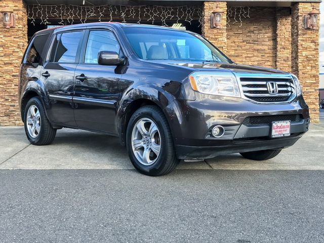 2012 Honda Pilot EX AWD The CARFAX Buy Back Guarantee that comes with this vehicle means that you