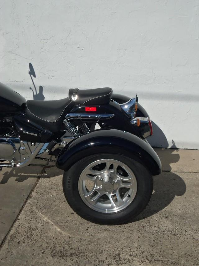 2012 Hyosung Aquila  Trike Daytona Beach, FL 17