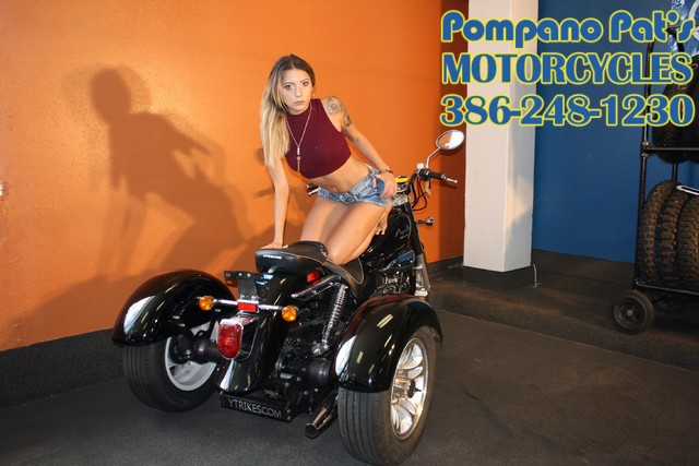 2012 Hyosung Aquila  Trike Daytona Beach, FL 0