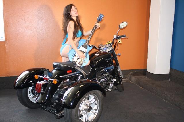 2012 Hyosung Aquila  Trike Daytona Beach, FL 1
