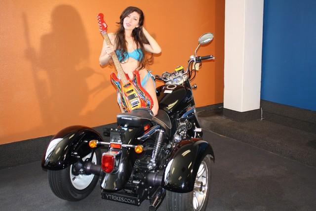 2012 Hyosung Aquila  Trike Daytona Beach, FL 3