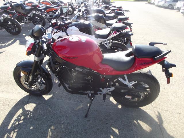 2012 Hyosung GT250 Arlington, Texas 0