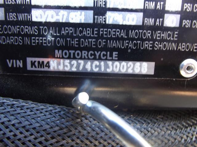 2012 Hyosung GT250 Arlington, Texas 5