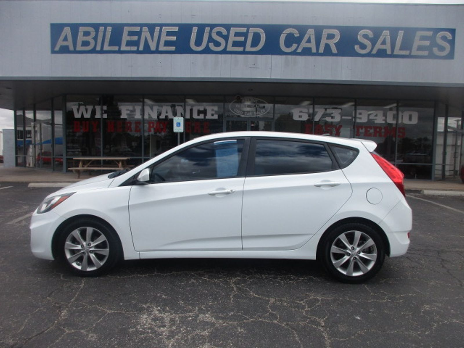 2012 Hyundai Accent 5 Door SE Abilene TX Abilene Used Car Sales