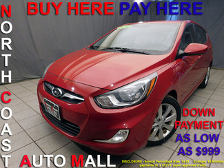 2012 Hyundai Accent 5-Door SE As low as $999 DOWN in Cleveland, Ohio