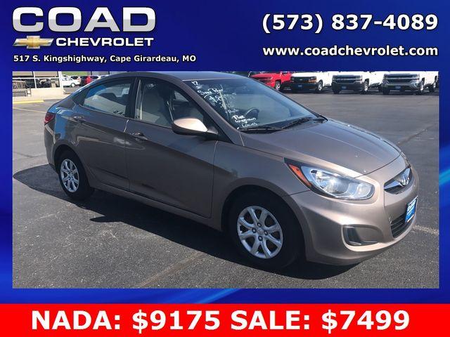2012 Hyundai Accent GLS Cape Girardeau, Missouri 0