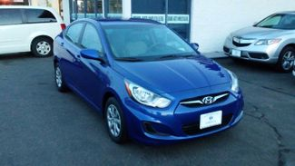 2012 Hyundai Accent GLS East Haven, CT 3