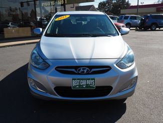2012 Hyundai Accent GLS Englewood, CO 7