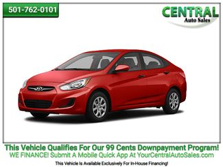 2012 Hyundai Accent GLS | Hot Springs, AR | Central Auto Sales in Hot Springs AR