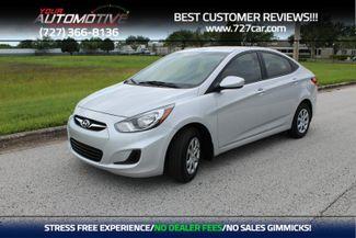 2012 Hyundai Accent in PINELLAS PARK, FL