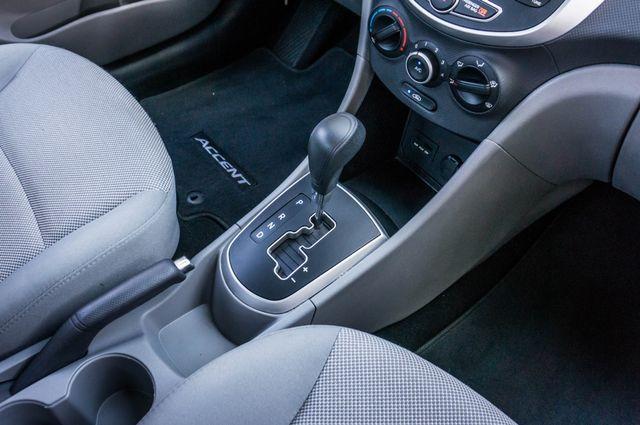 2012 Hyundai Accent GLS Reseda, CA 23