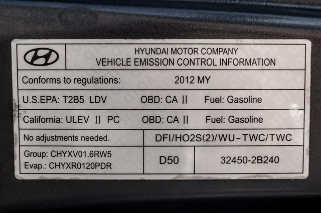 2012 Hyundai Accent GLS Reseda, CA 35