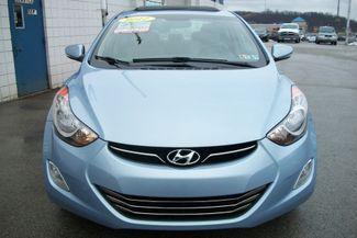 2012 Hyundai Elantra Limited PZEV Bentleyville, Pennsylvania 16