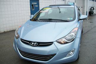 2012 Hyundai Elantra Limited PZEV Bentleyville, Pennsylvania 24