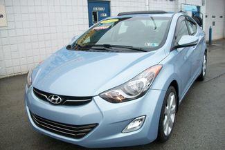 2012 Hyundai Elantra Limited PZEV Bentleyville, Pennsylvania 27