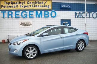 2012 Hyundai Elantra Limited PZEV Bentleyville, Pennsylvania 23