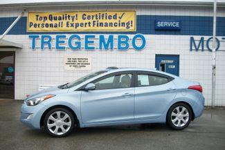 2012 Hyundai Elantra Limited PZEV Bentleyville, Pennsylvania 1