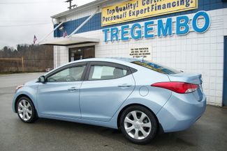 2012 Hyundai Elantra Limited PZEV Bentleyville, Pennsylvania 42