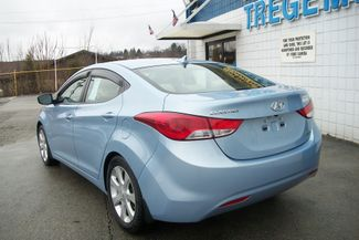 2012 Hyundai Elantra Limited PZEV Bentleyville, Pennsylvania 47