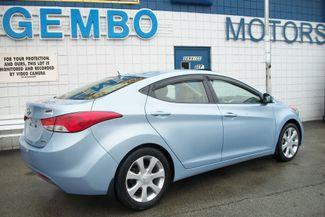 2012 Hyundai Elantra Limited PZEV Bentleyville, Pennsylvania 54