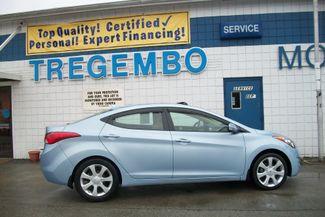 2012 Hyundai Elantra Limited PZEV Bentleyville, Pennsylvania 48