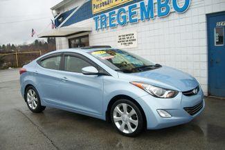 2012 Hyundai Elantra Limited PZEV Bentleyville, Pennsylvania 36