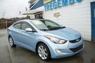 2012 Hyundai Elantra Limited PZEV Bentleyville, Pennsylvania 5