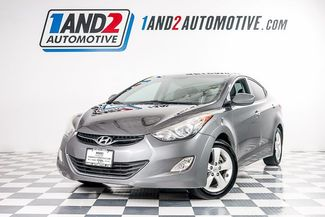 2012 Hyundai Elantra GLS in Dallas TX