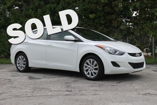 2012 Hyundai Elantra GLS Hollywood, Florida