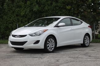 2012 Hyundai Elantra GLS Hollywood, Florida 10