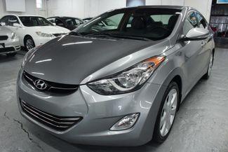 2012 Hyundai Elantra Limited Technology Kensington, Maryland 8
