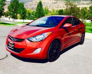 2012 Hyundai Elantra GLS LINDON, UT