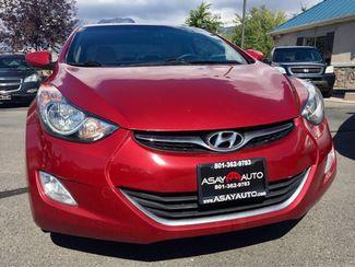 2012 Hyundai Elantra GLS LINDON, UT 3