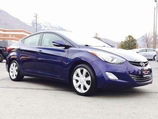 2012 Hyundai Elantra Limited LINDON, UT 4