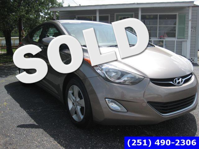 2012 Hyundai Elantra GLS   LOXLEY, AL   Downey Wallace Auto Sales in LOXLEY AL