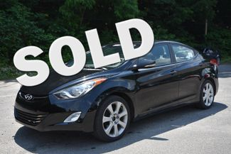 2012 Hyundai Elantra Limited Naugatuck, Connecticut