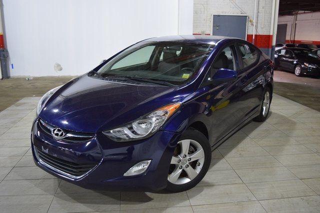 2012 Hyundai Elantra GLS PZEV Richmond Hill, New York 1