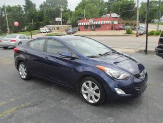 2012 Hyundai Elantra Limited Saint Ann, MO 1