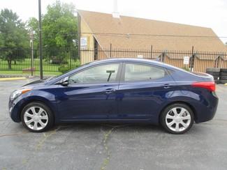 2012 Hyundai Elantra Limited Saint Ann, MO