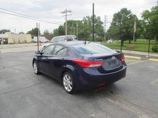2012 Hyundai Elantra Limited Saint Ann, MO 5