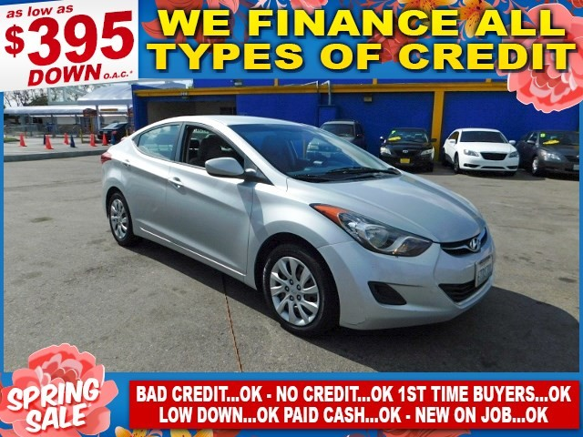 2012 Hyundai Elantra GLS Limited warranty included to assure your worry-free purchase AutoCheck r