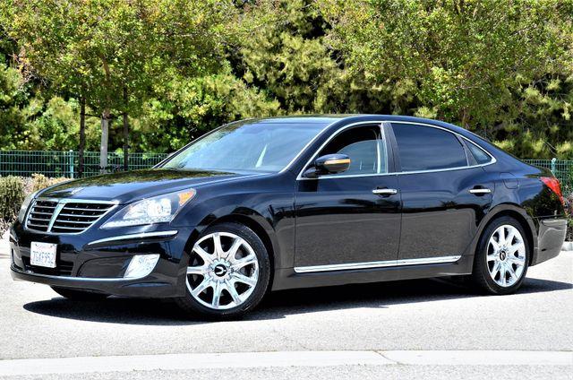 2012 Hyundai Equus Signature Reseda, CA 16