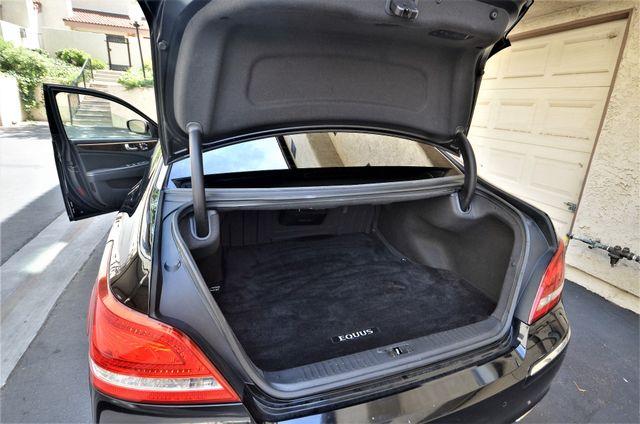 2012 Hyundai Equus Signature Reseda, CA 32